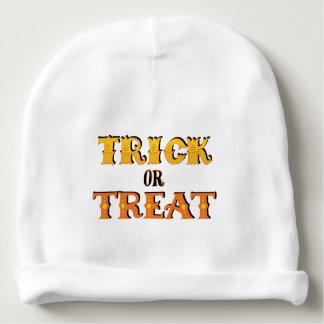 Bonnet De Bébé Des bonbons ou un sort Halloween