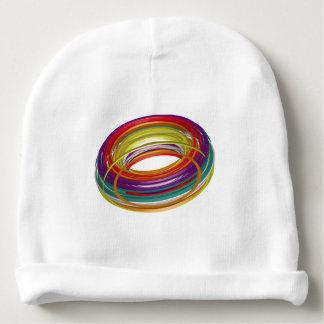 Bonnet De Bébé Donut de Couleurs