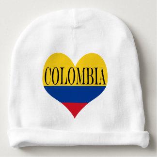 Bonnet De Bébé Drapeau de Colombie Bandera De Colombie