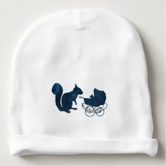 Bonnet De Bébé Écureuils