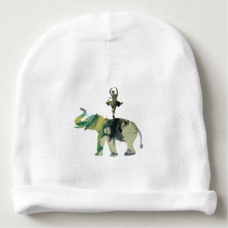 Bonnet De Bébé Éléphant et ballerine