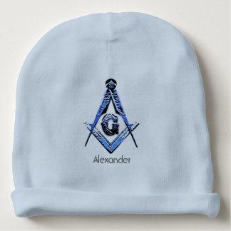 Bonnet De Bébé Esprits maçonniques (bleus)