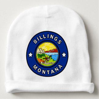 Bonnet De Bébé Facturations Montana