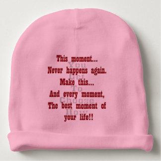 Bonnet De Bébé Faites à ce moment le meilleur moment de votre vie