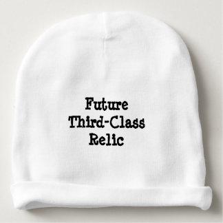 Bonnet De Bébé Futur casquette de troisième classe de relique