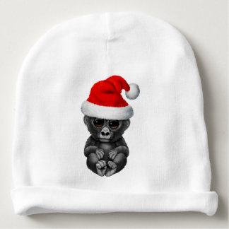 Bonnet De Bébé Gorille de bébé utilisant un casquette de Père