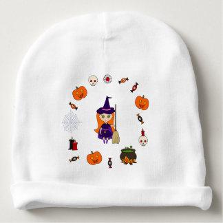 Bonnet De Bébé Halloween doux