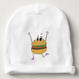 Bonnet De Bébé hamburger courant