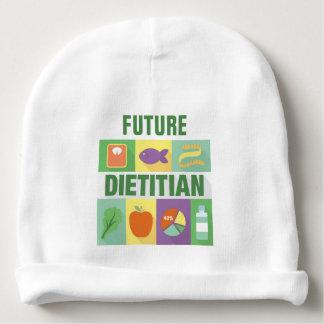 Bonnet De Bébé Iconique professionnel de diététicien conçu