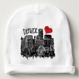 Bonnet De Bébé J'aime Denver