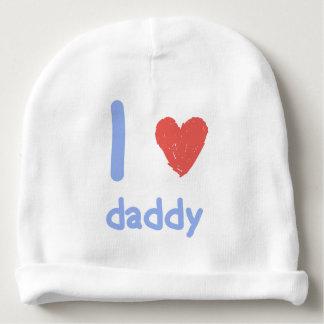 Bonnet De Bébé J'aime le papa