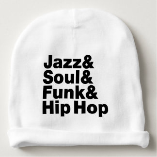 Bonnet De Bébé Jazz et âme et trouille et hip hop