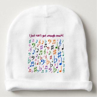 Bonnet De Bébé Je juste ne peux pas obtenir assez de musique !