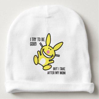 Bonnet De Bébé Je prends après ma maman