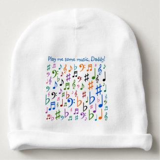 Bonnet De Bébé Jouez-moi de la musique, papa !