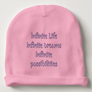 Bonnet De Bébé La vie infinie, rêves infinis, infinis…