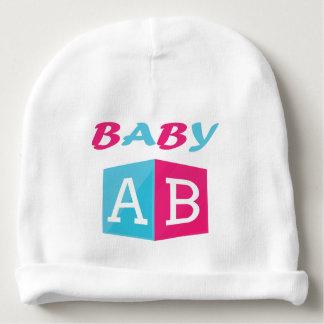 Bonnet De Bébé Le bébé ABC bloquent