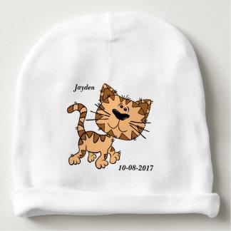 Bonnet De Bébé Le chaton mignon de l'enfant