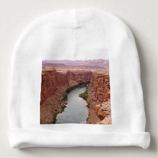 Bonnet De Bébé Le fleuve Colorado près du pont de Navajo,