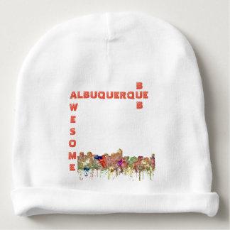 Bonnet De Bébé L'horizon d'Albuquerque Nouveau Mexique SG-S'est