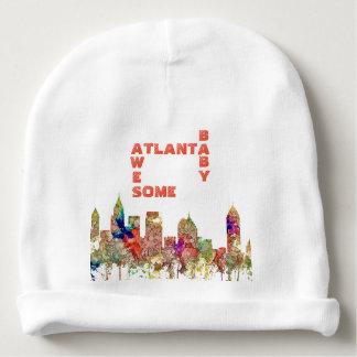 Bonnet De Bébé L'horizon d'Atlanta la Géorgie SG-S'est fané