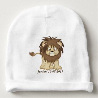 Bonnet De Bébé Lion mignon du bébé de l'enfant