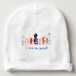 Bonnet De Bébé Lucy le casquette de bébé de saucisses de
