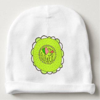 Bonnet De Bébé Ma fleur