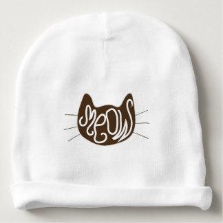 Bonnet De Bébé Meow