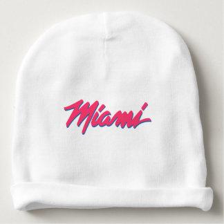 Bonnet De Bébé Miami a conçu la calotte