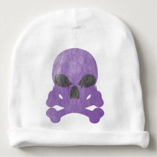 Bonnet De Bébé Os de crâne