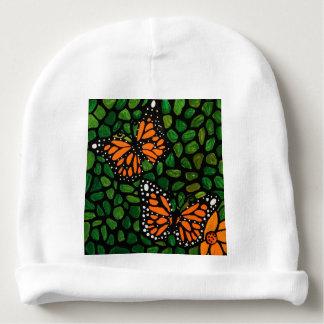 Bonnet De Bébé papillons