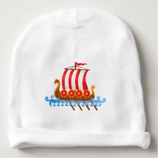 Bonnet De Bébé Petit Viking