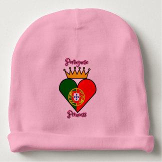 Bonnet De Bébé Princesse portugaise Beanie