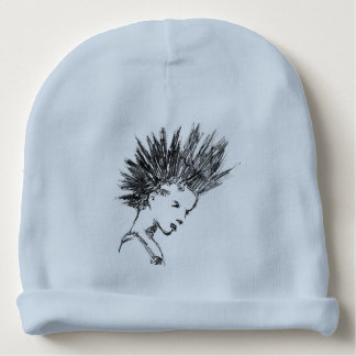 Bonnet De Bébé Punk iro woman