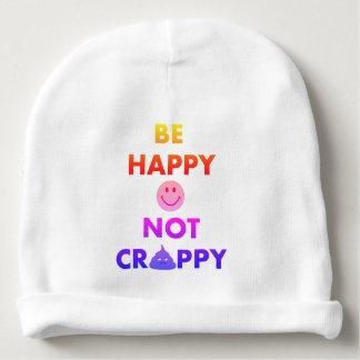 Bonnet De Bébé Soyez calotte non misérable heureuse de bébé