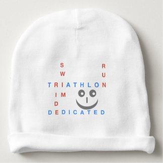 Bonnet De Bébé Triathlon je suis consacré