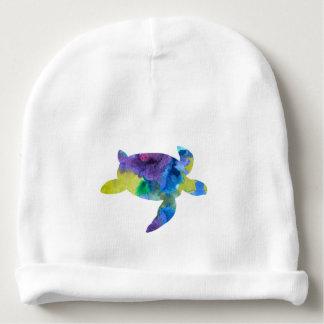 Bonnet De Bébé Une tortue