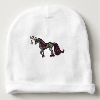 Bonnet De Bébé Vacances de poney de cheval de renne de Bell
