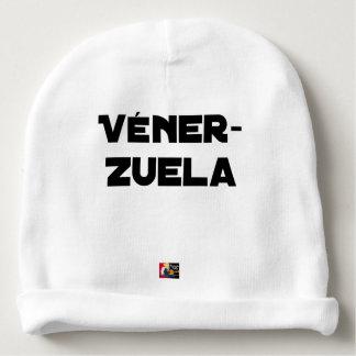 Bonnet De Bébé VÉNER-ZUELA - Jeux de mots - Francois Ville