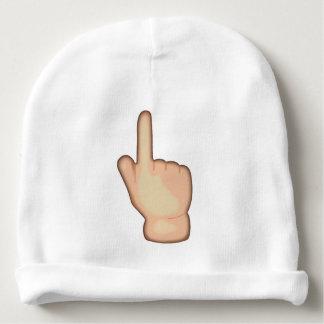 Bonnet De Bébé Vers le haut de diriger l'index en revers - Emoji