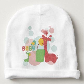 Bonnet Girafe Baby Color Bonnet De Bébé