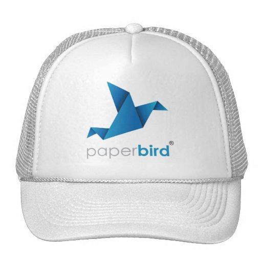 Bonnet Paperbird Casquette De Camionneur