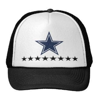 bonnet stars casquette de camionneur