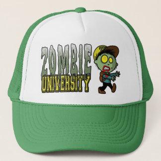 """Bonnet «Zombie University """" Casquette"""