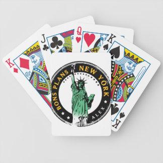 Bons Plans pour un voyage à New York Jeux De Cartes