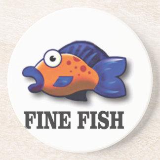 bons poissons ouais dessous de verres
