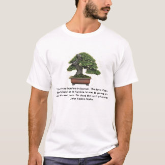bonsaï t-shirt