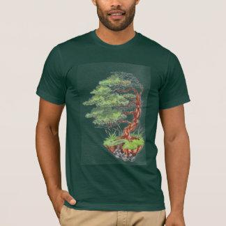 Bonsaïs de zen t-shirt