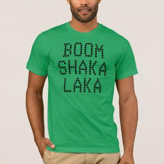 """""""Boom T-shirt de Shaka Laka"""""""